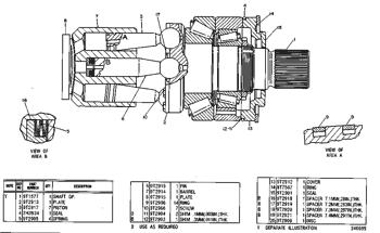 HSS Series R40C PTD40832 1//2 Heavy Duty Screw Machine Length Drill 135 Degree PART NO Steam Oxide Finish NAS 907 Type C