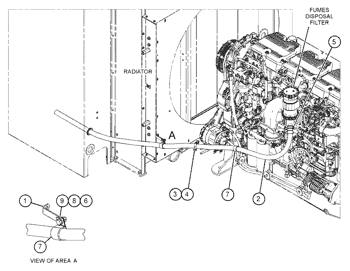 CATERPILLAR CLAMP 2S3440