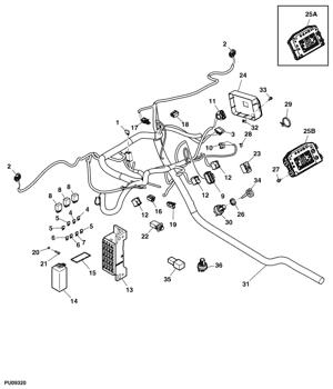 [ANLQ_8698]  M162028 John Deere Electrical Load Center :: AVS.Parts | John Deere Schematics Engine 675cc |  | AVS.Parts