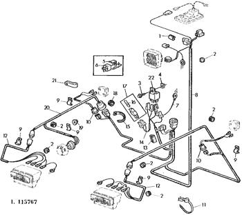 AL38870 John Deere Wiring Harness :: AVS.PartsAVS.Parts
