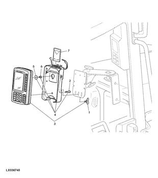 6810 - TRACTOR PERFORMANCE MONITOR EPC John Deere RE61600 AG online ::  AVS.PartsAVS.Parts