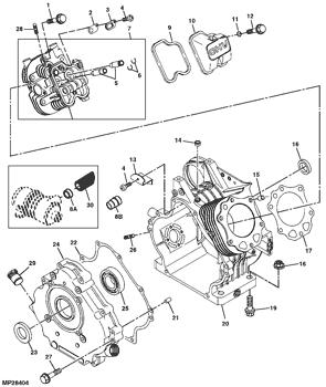 John Deere Original Equipment Restrictor #VG11450