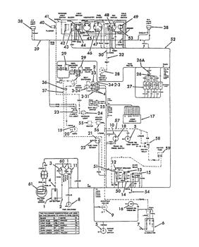 L785 Nh Skid Steer Loader 4 83 10 94 046 Electrical Schematics W Loader Restraint Perkins Engine L783 L785 New Holland Agriculture
