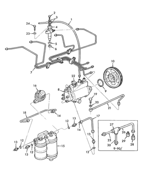 Ford 555c Fuel Filter Parts Wiring Diagram Component A Component A Consorziofiuggiturismo It