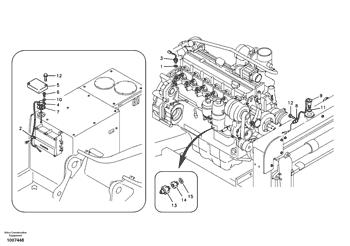 pack de 1 393 x 360 x 114 mm Bosch 2 605 438 667 Malet/ín de transporte
