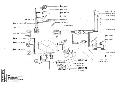 Deutz Motor Poclain Case Ty 45 Filter Service Set Mit