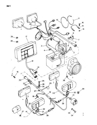 diesel tractor wiring diagram 1190  case diesel tractor  1 80 12 83   s 06  electrical diesel tractor starter wiring diagram 1190  case diesel tractor  1 80 12 83