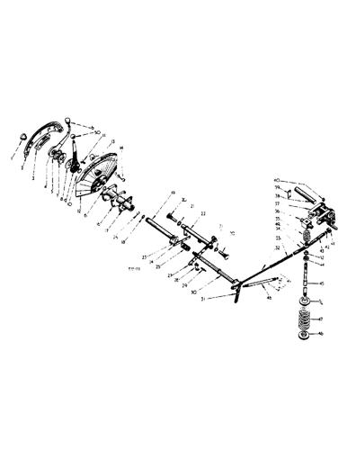 Kühlerschlauch oben McCormick IHC BD-144 250 275