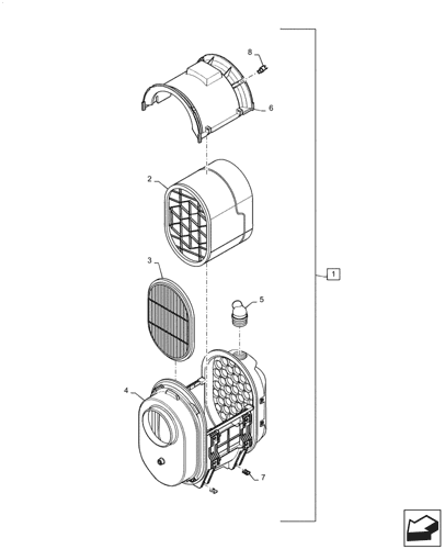 case 400 wiring diagrams steiger 400  4wd tractor  12 10 12 14   10 202 03  air cleaner  steiger 400  4wd tractor  12 10 12 14