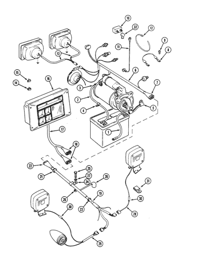 case ih 85 series wiring diagram  block diagram definition