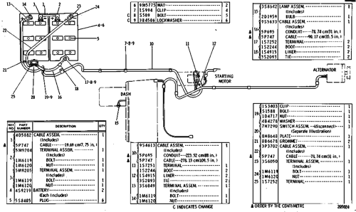 wiring diagram24 volt system d8k tracktype tractor