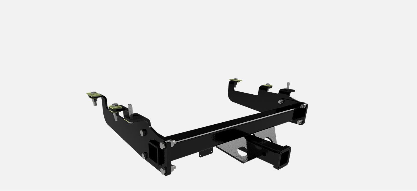 B&W Towing HDRH25124 Rcvr Hitch-2, 16,000# Boxed