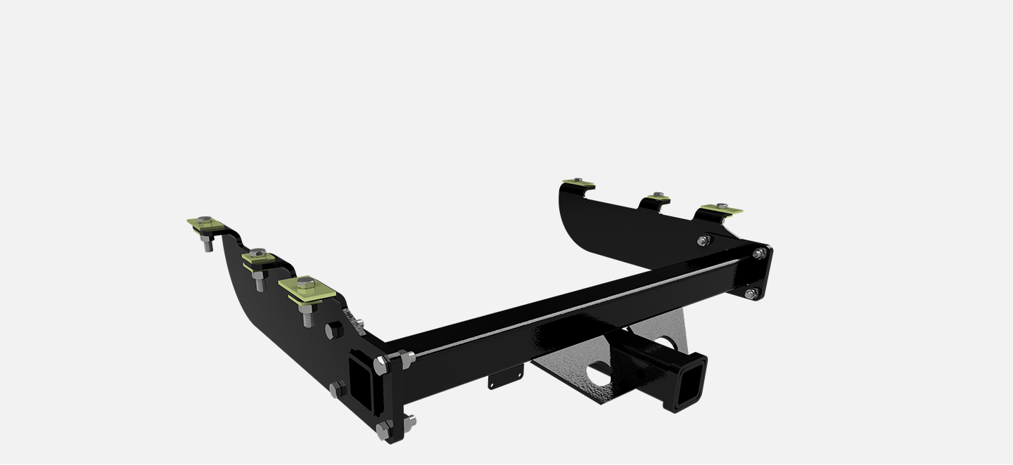 B&W Towing HDRH25132 Rcvr Hitch-2, 16,000# Boxed