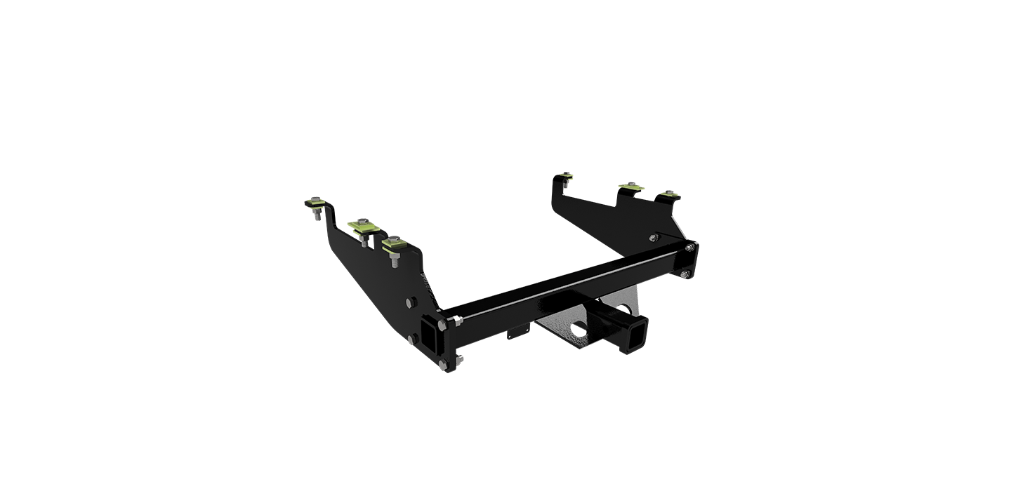 B&W Towing HDRH25198 Rcvr Hitch-2, 16,000# Boxed