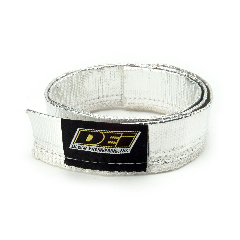 "Design Engineering, Inc. 010403 Heat Sheath™ - Aluminized Sleeving (Sewn) 3/4"" x 36"""
