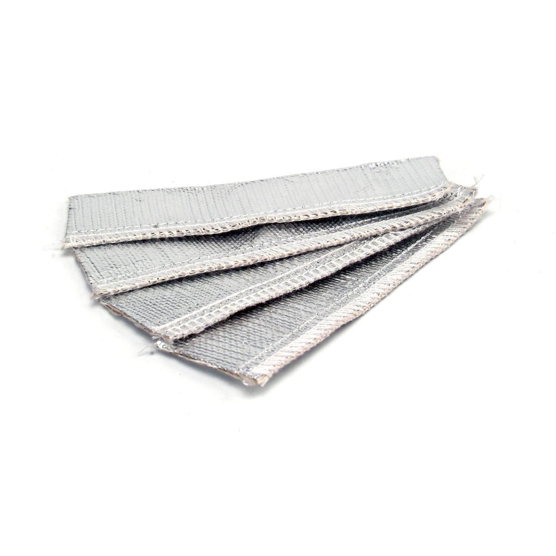 "Design Engineering, Inc. 010409 Aluminum Plug Wire Sheath 3/4"" x 6"" (4-pack)"