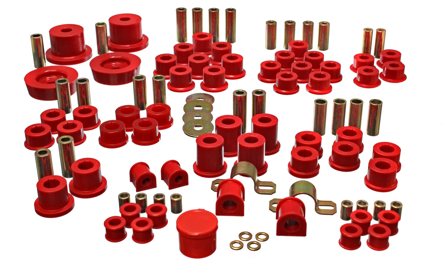 Energy Suspension 11.18102R Master Bushing Set