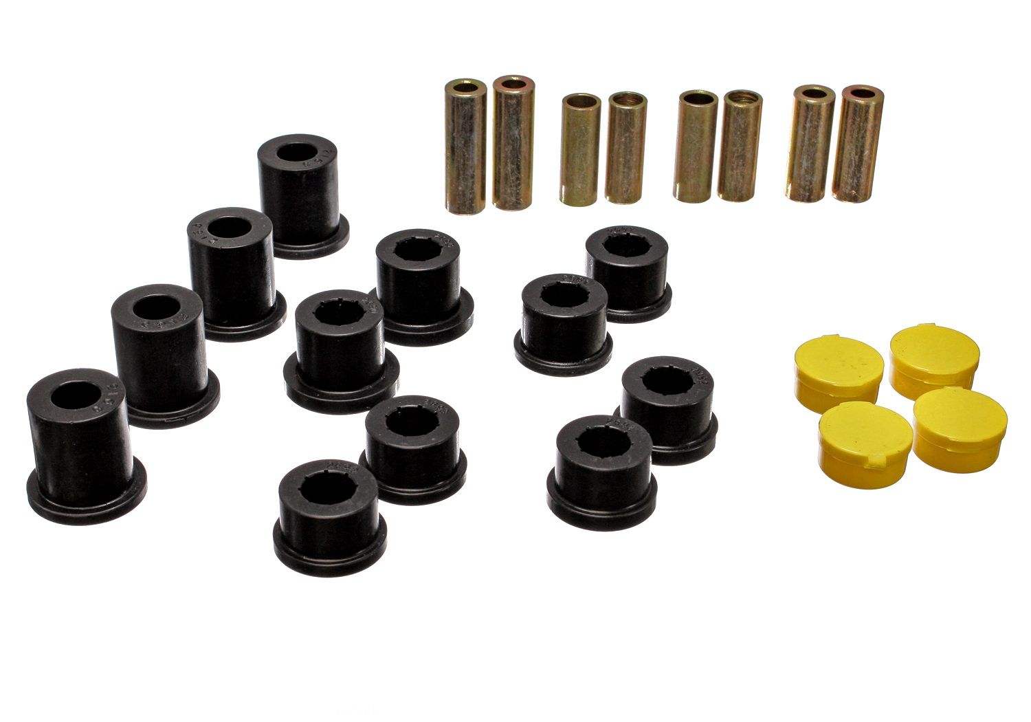 Energy Suspension 11.3105G Front Control Arm Bushing Set