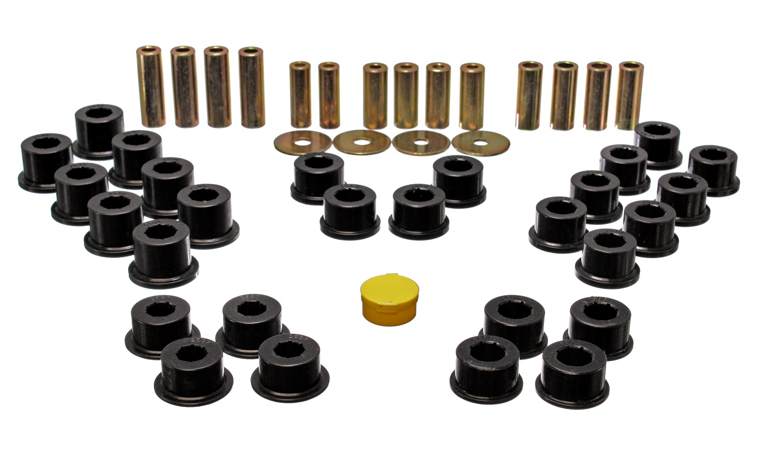Energy Suspension 11.3106G Rear Control Arm Bushing Set