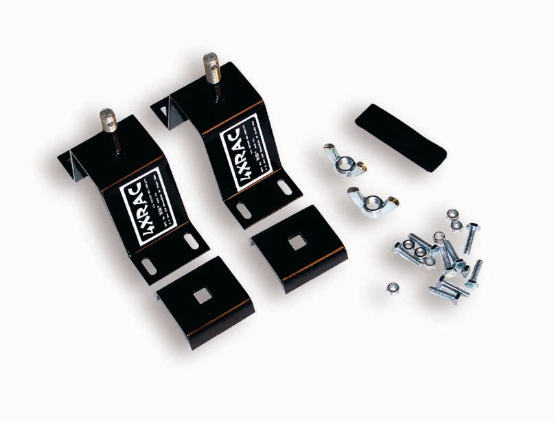 Hi-Lift Jacks 4X400 Heavy-duty Hi-Lift Jack mounting system.  Easily bolts to any flat surface.