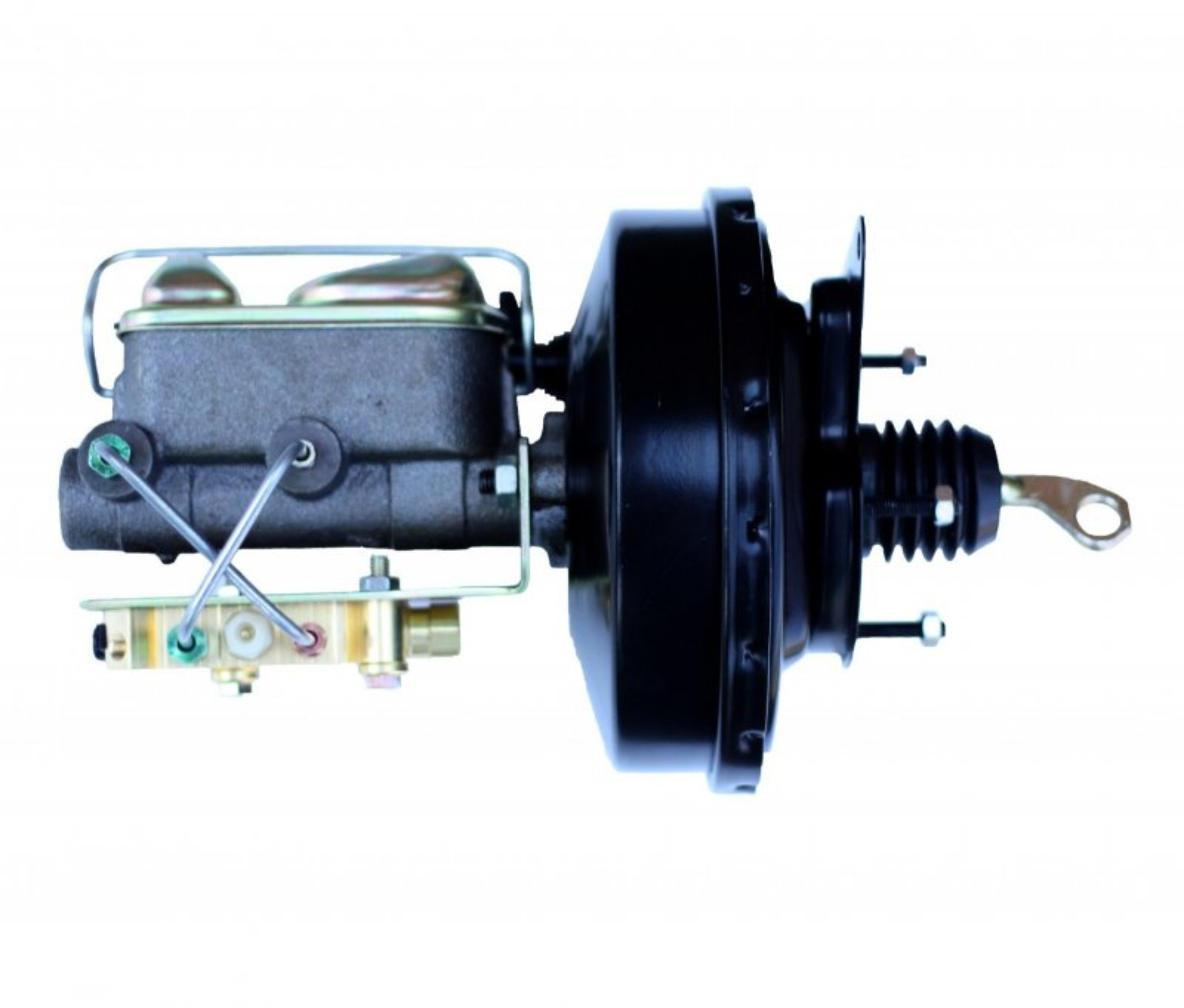 LEED Brakes 03473 9 in Power Brake Booster 1 in bore Master Cylinder disc/disc