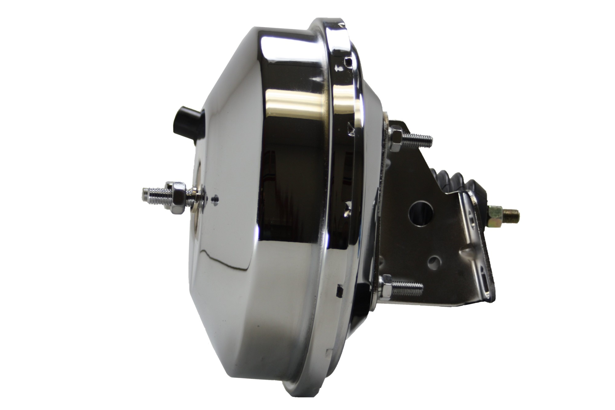 LEED Brakes 2F 9 in Power Booster  (Chrome)