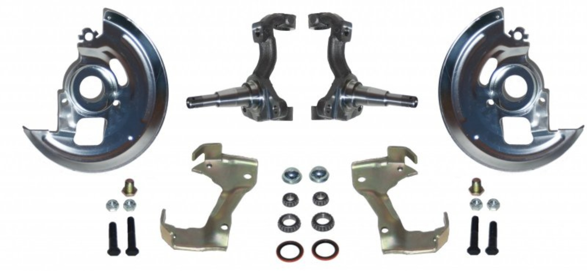 LEED Brakes AFXMD Front Conversion Kit - Mini kit