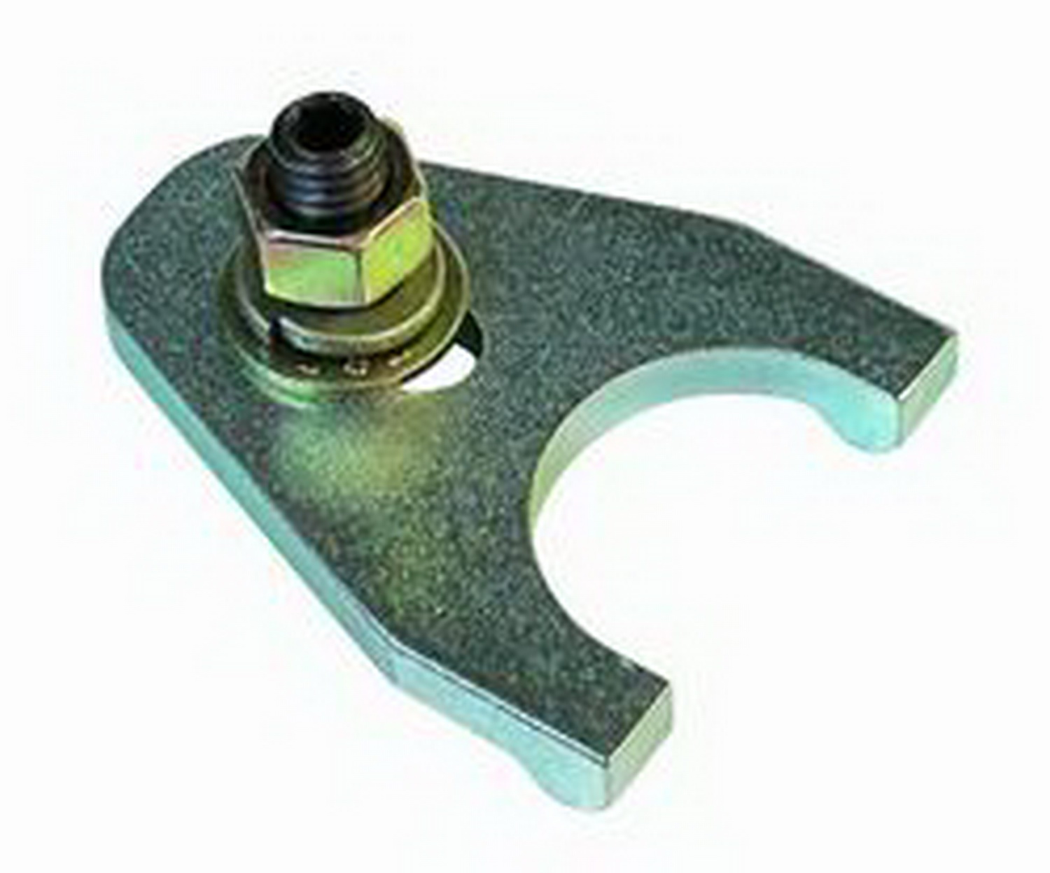 MSD Performance 8110 Dist. Hold Down Clamp, Billet, Chevrolet