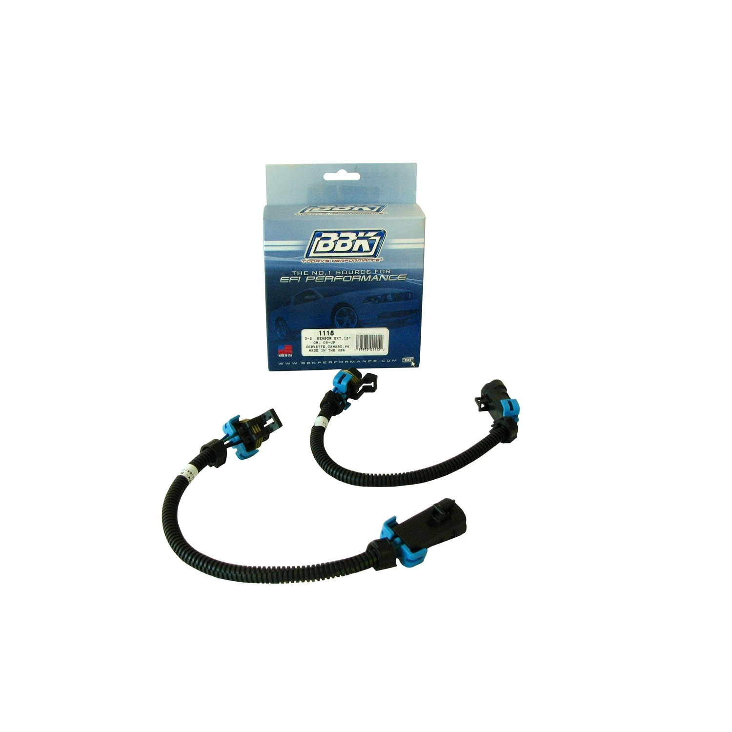 BBK Performance Parts 1115 O2 Sensor Wire Extension Harness