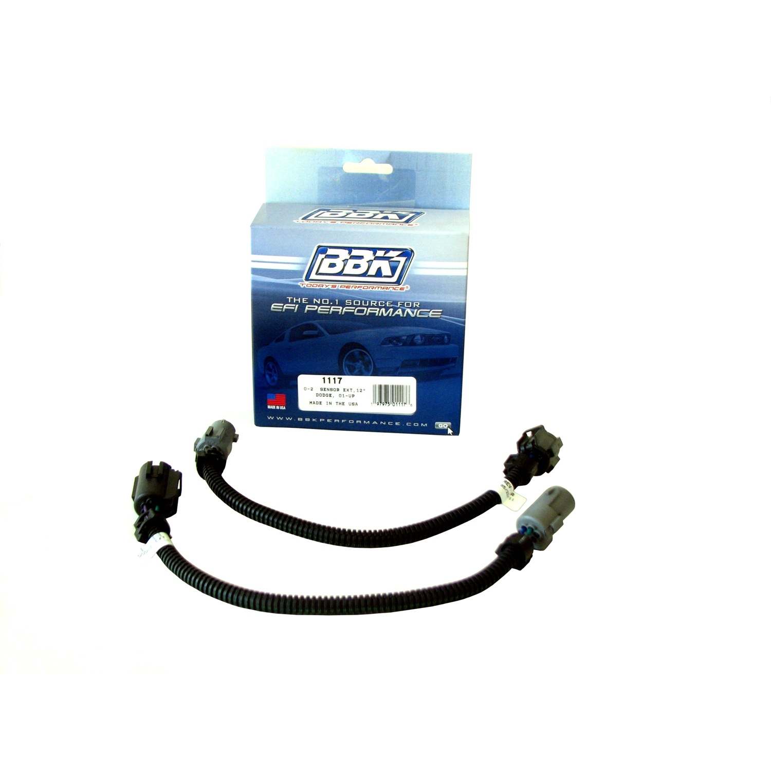 BBK Performance Parts 1117 O2 Sensor Wire Extension Harness