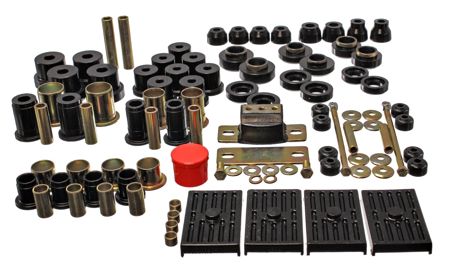 Energy Suspension 3.18118G Multi Leaf Master Kit
