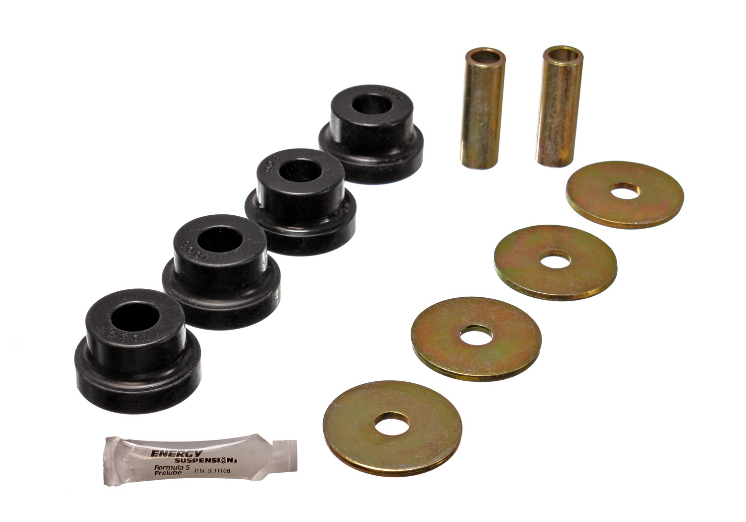 Energy Suspension 7.1102G Differential Carrier Bushing Set