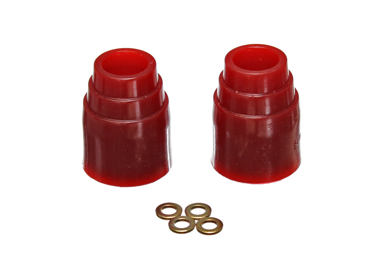 Energy Suspension 9.9143R 3-1/8in. BUMP STOP SET