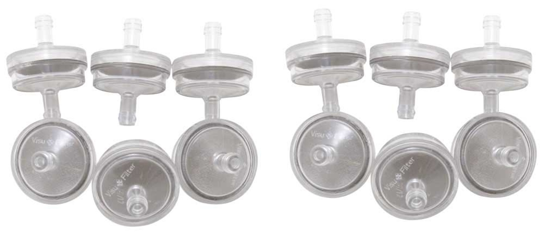 K&N 81-0230 Stainless Mesh Fuel Filter
