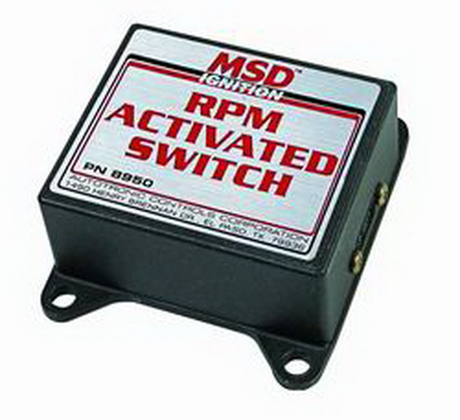 MSD Performance 8950 RPM Activated Switch
