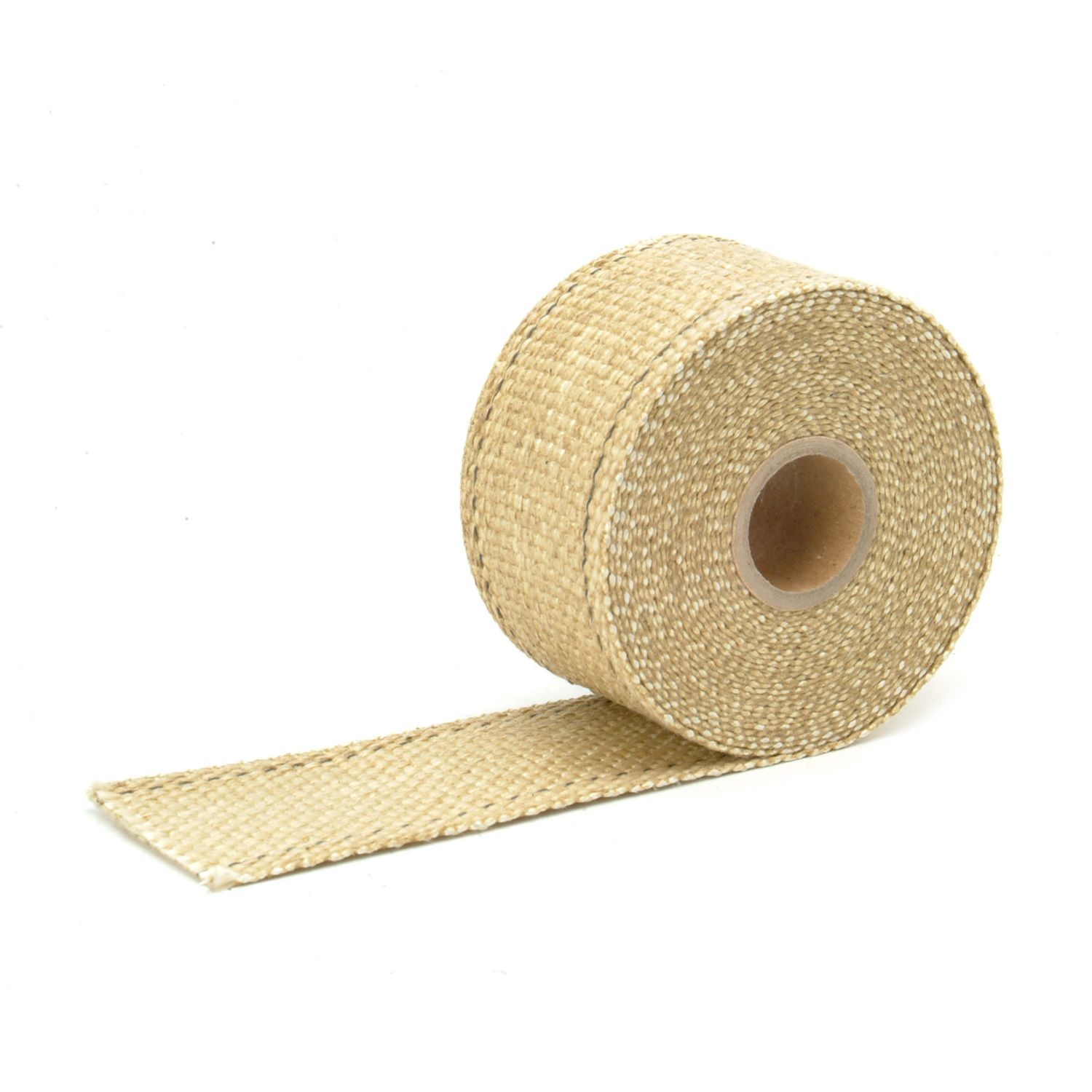"Design Engineering, Inc. 010106 2"" x 15ft Exhaust Wrap - (Short Roll) - Tan"