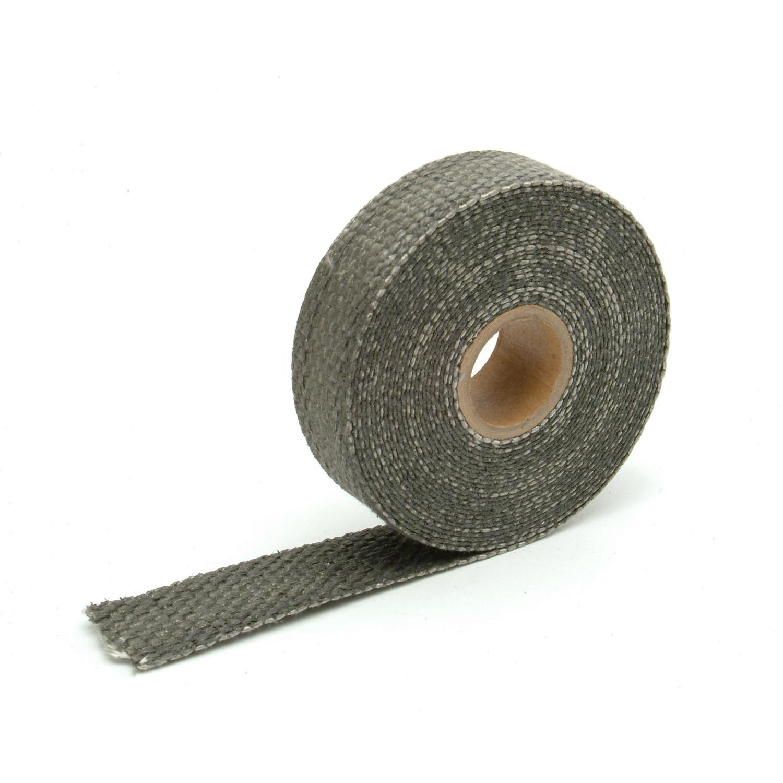 "Design Engineering, Inc. 010120 Exhasut Wrap 1"" x 15ft - (Short Roll) - Black"
