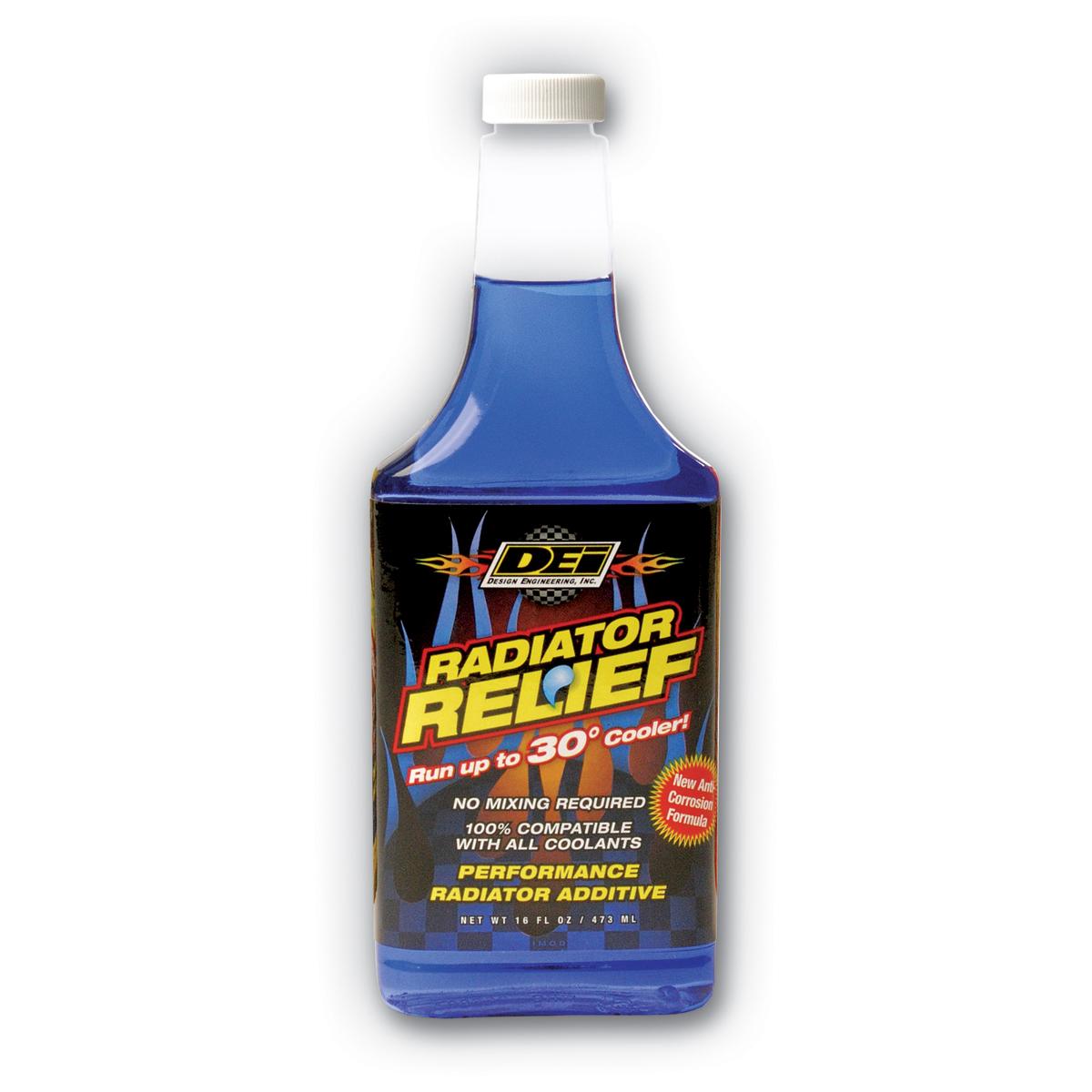 Design Engineering, Inc. 040200 Radiator Relief 16 oz.