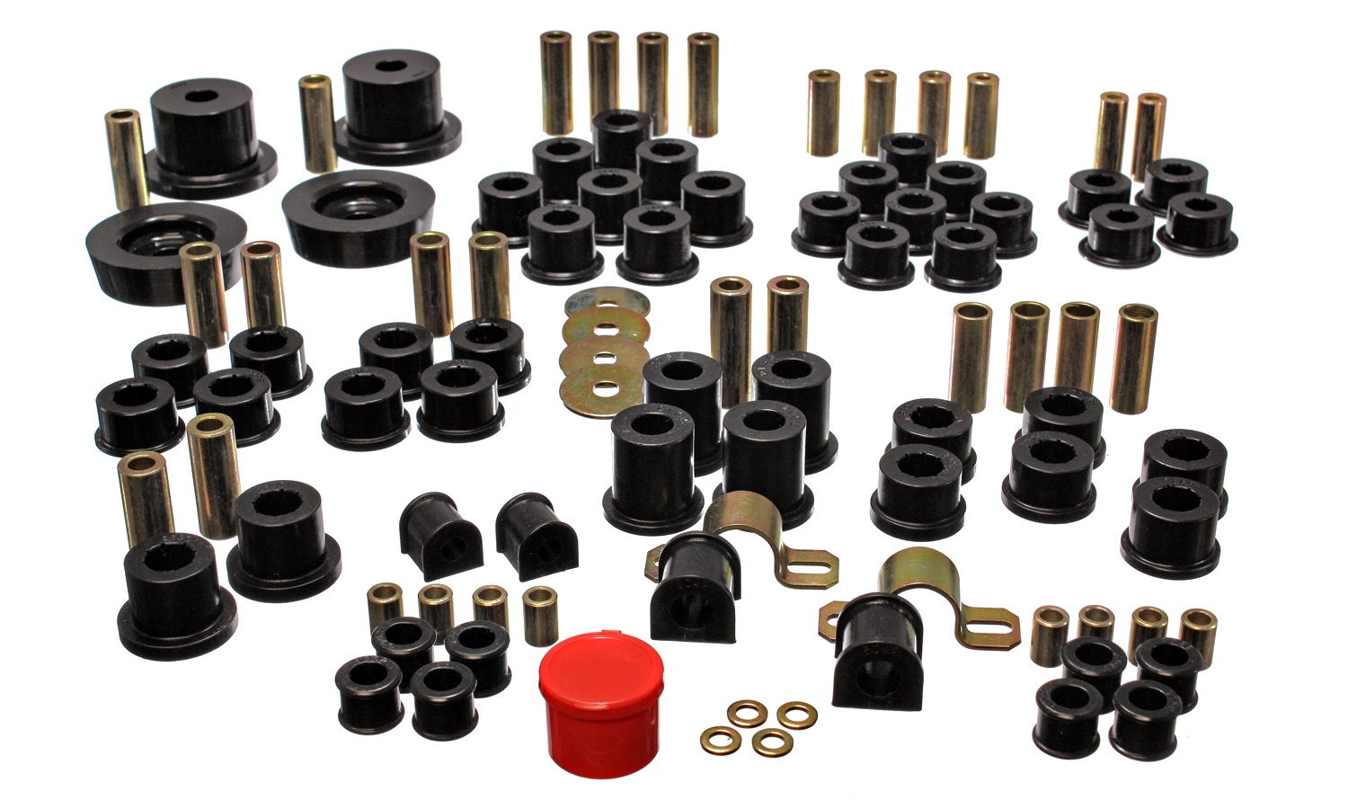Energy Suspension 11.18102G Master Bushing Set
