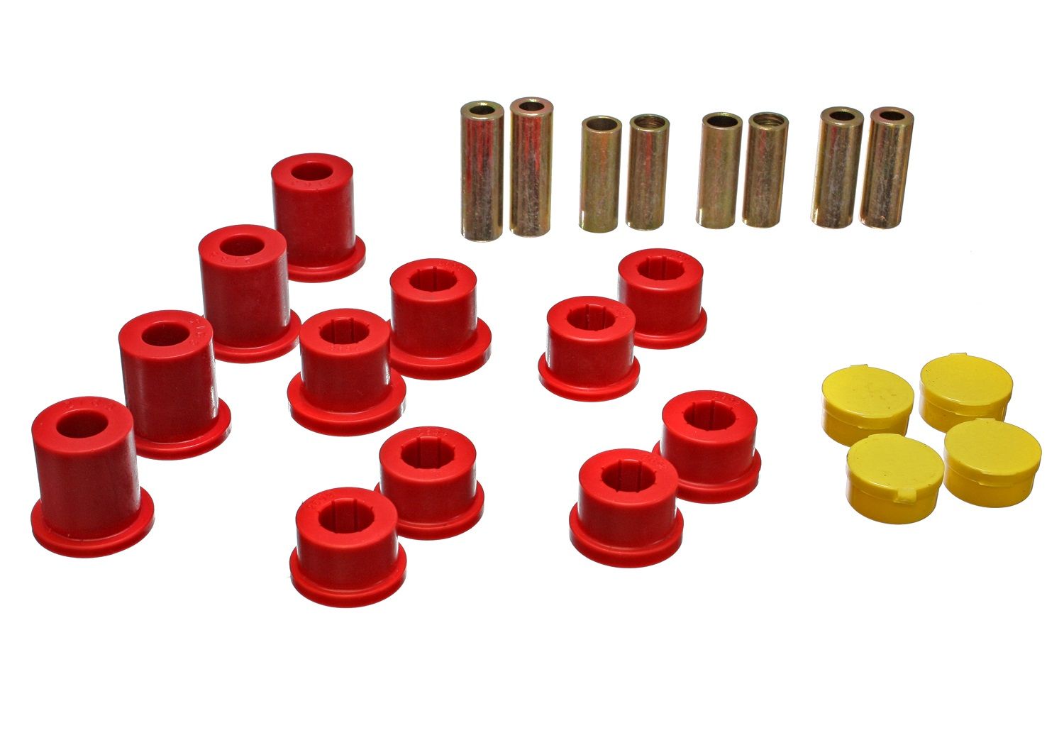 Energy Suspension 11.3105R Front Control Arm Bushing Set