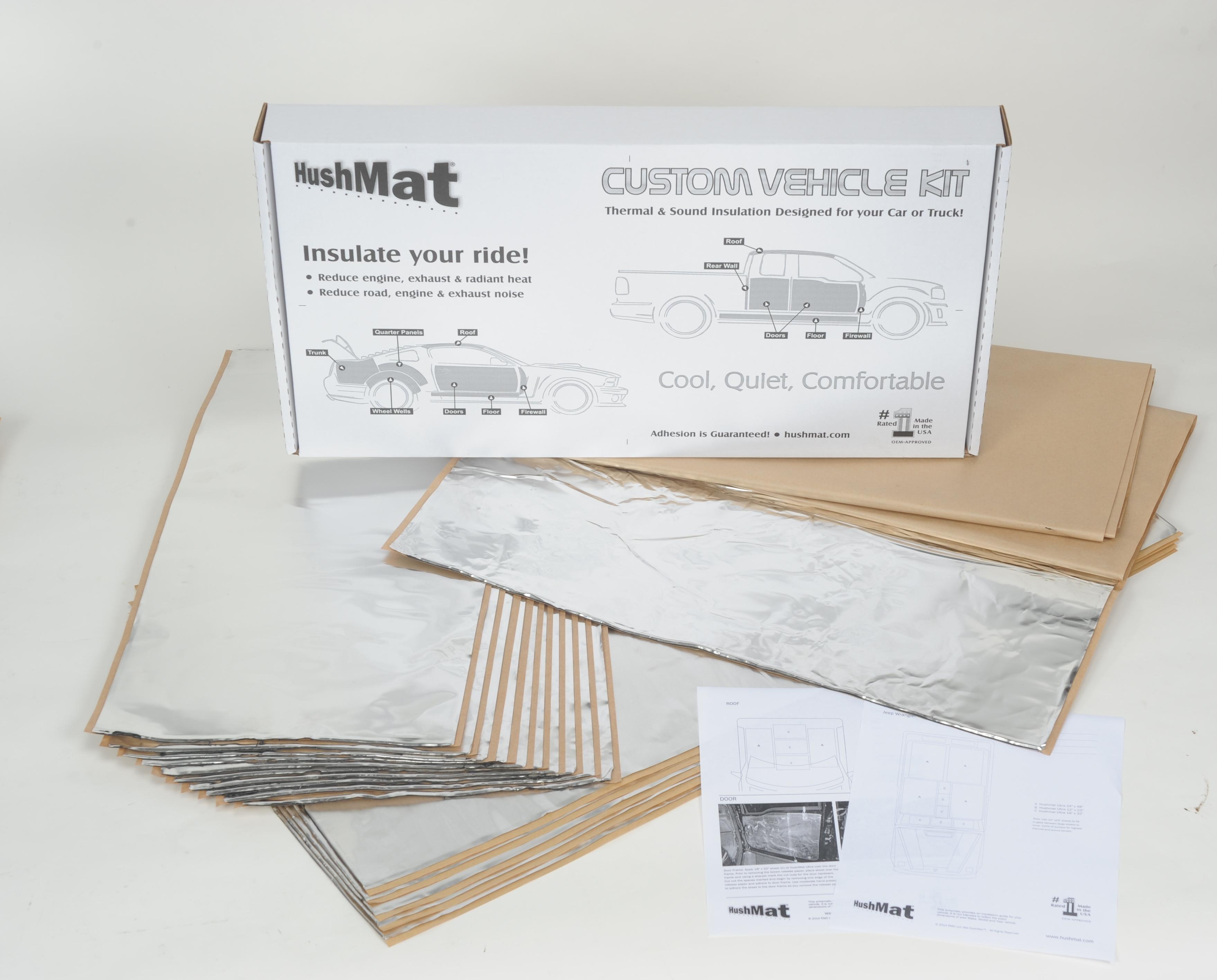 Hushmat 57521 Pininfarina Insulation Kit