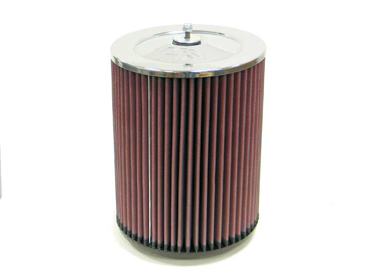 K&N 41-1200 Universal Clamp-On Air Filter