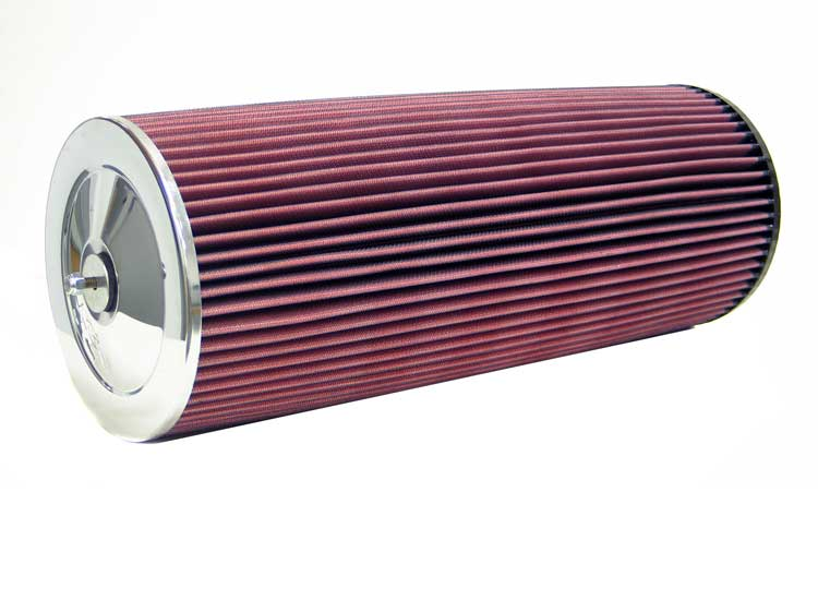 K&N 41-1400 Universal Clamp-On Air Filter