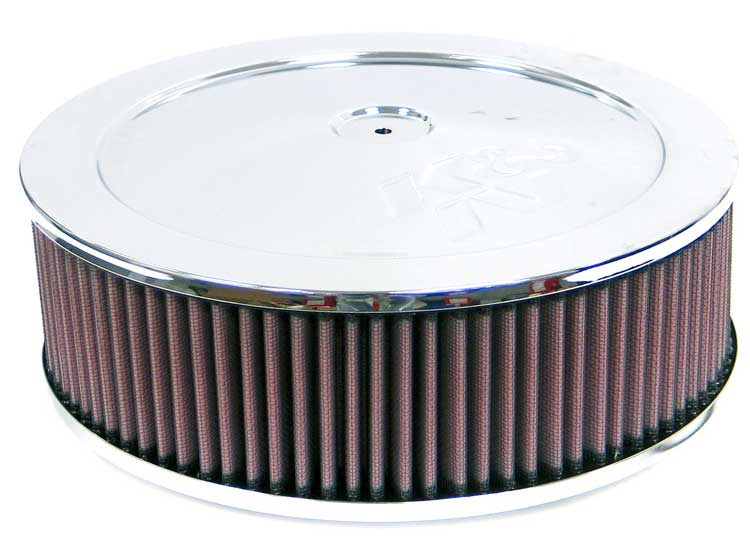 K&N 60-1040 Round Air Filter Assembly