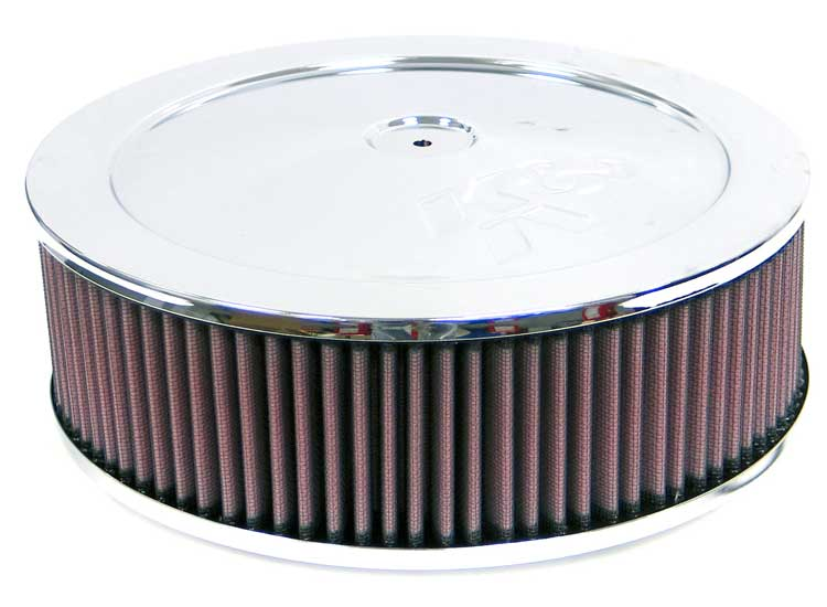 K&N 60-1050 Round Air Filter Assembly