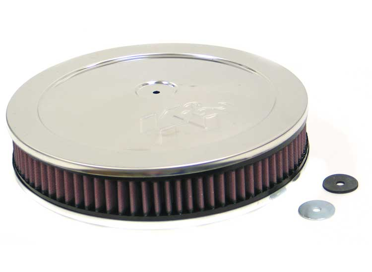 K&N 60-1150 Round Air Filter Assembly