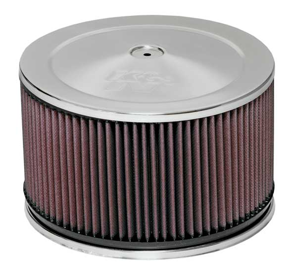 K&N 60-1366 Round Air Filter Assembly
