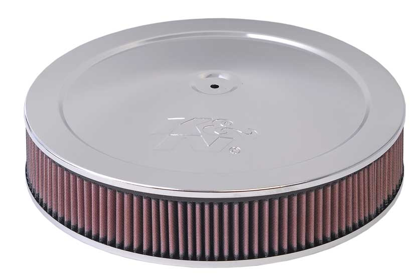 K&N 60-1400 Round Air Filter Assembly