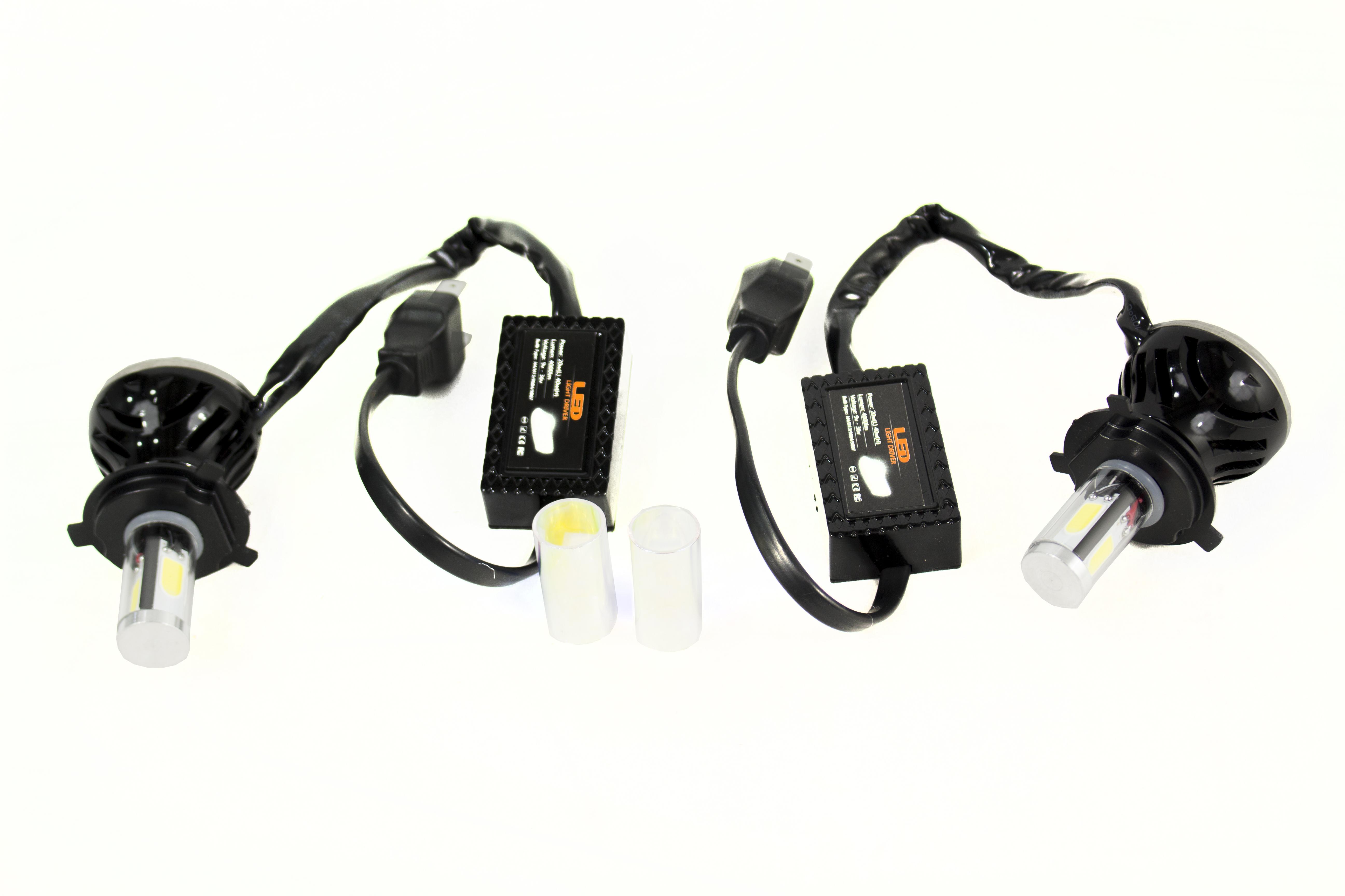 Race Sport Lighting H13-360LED H13-3 HI/LO True 360 Series LED Headlight Conversion Kits