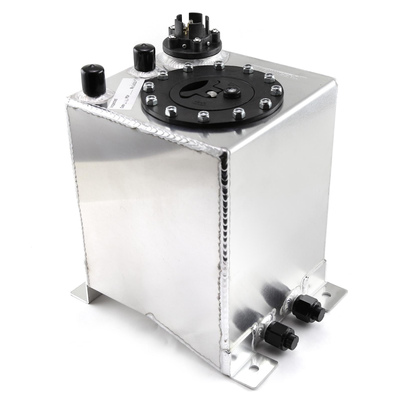 Speedmaster 1-130-001 Speedmaster 2.5 Gallon / 10 Litre Aluminum Fuel Cell w/Sending Unit